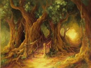 Stairs Into The Trees, Jane Kiskadden
