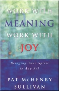 Work with Meaning and Joy book cover